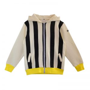 Bandy Button AW17 cocoonchild BEE hoodie