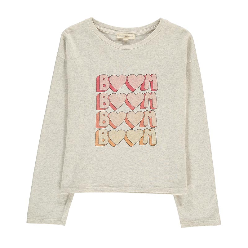 Hundred Pieces Cocoon Child AW17_0006_TShirt boom boom