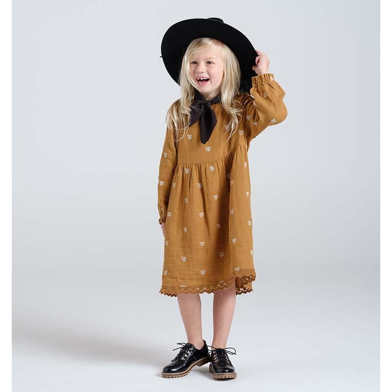 Rylee Cru Cocoon child aw17 tulip dress