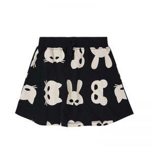 turtledove cocoon child mask skirt