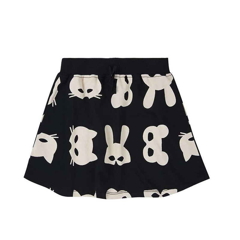 turtledove cocoon child mask skirt