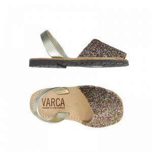 gold varca menorcan sandal