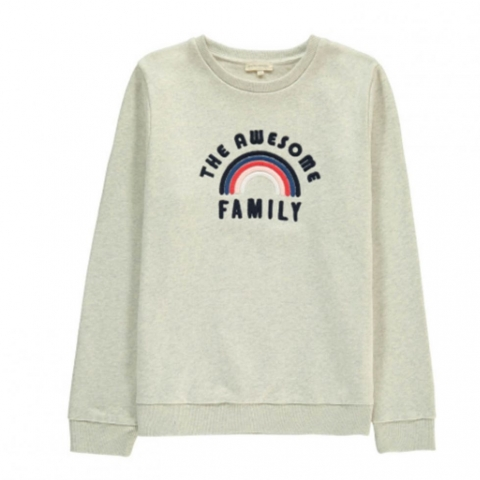 awseome family hundred pieces sweater cocoon child