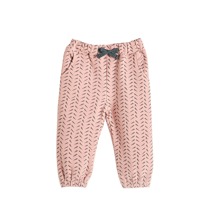 Bonnie mob trousers pink