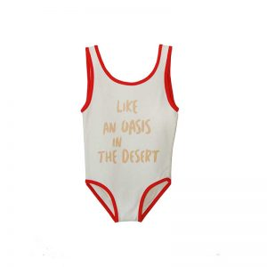 Bandy Button desert baby pampa swimsuit