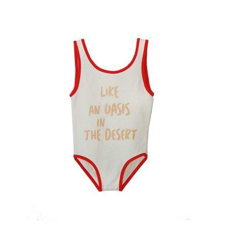 Bandy Button desert baby pampa swimsuit