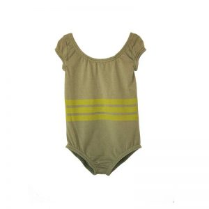 Bandy Button desert baby swimsuit cocoon child