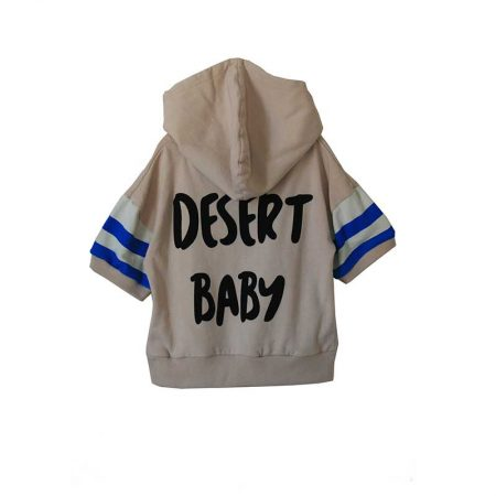 Bandy button hoodie baja cocoon child