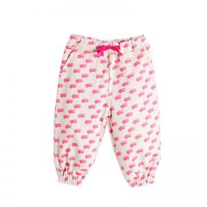 Bonnie Mob pink trousers cocoon chid