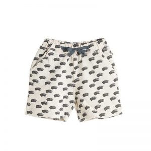 Bonnie Mob SS18 grey wave shorts uk cocoon child