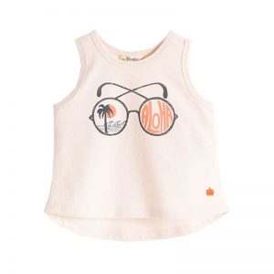 Bonnie Mob vest cocoon child kidswear