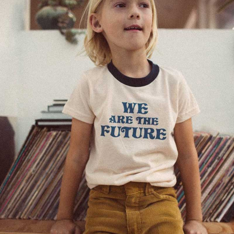 We are the Future The Bee and the fox cocoon child uk stockist buy