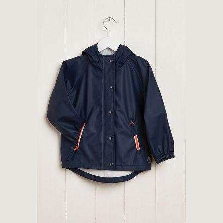 Grass & Air Kids Navy Raincoat at Cocoon Child