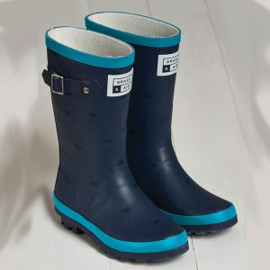 children's blue wellies cocoon child