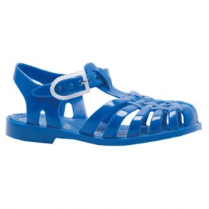 dark blue meduse jelly shoes cocoon child
