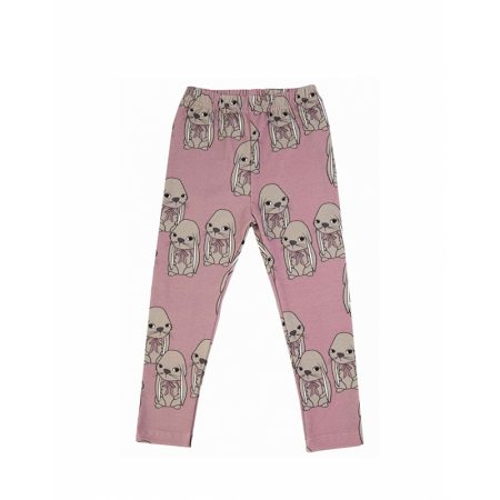 pink bunny trousers dear Sophie cocoon child
