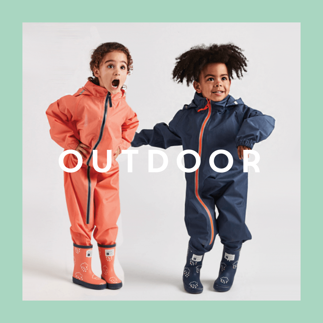 Kids Outdoor Clothing at Cocoon Child
