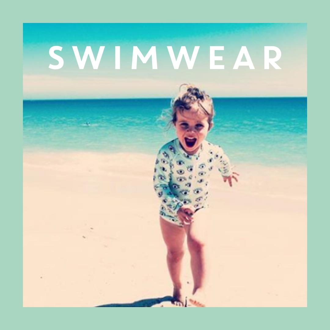 Kids Swimwear at Cocoon Child