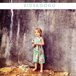 Kidsagogo Kids Clothing - Available at Cocoon Child