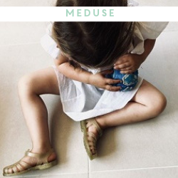Meduse Kids Jelly Shoes - Available at Cocoon Child