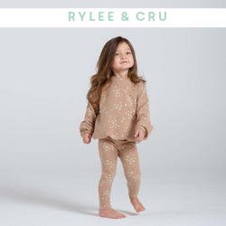 Rylee & Cru Kids Clothing - Available at Cocoon Child