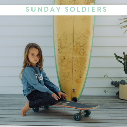 Sunday Soldiers Kids Clothing - Available at Cocoon Child