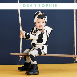 Dear Sophie Kids Clothing - Available at Cocoon Child