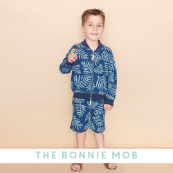 The Bonnie Mob Children's Clothing - Available at Cocoon Child