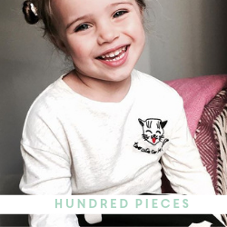 Hundred Pieces Kids Clothing - Available at Cocoon Child