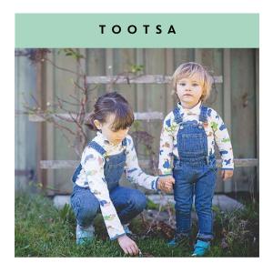 Tootsa | Organic Childrenswear at Cocoon Child