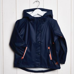 Grass and Air Kids Rain Coat at Cocoon Child