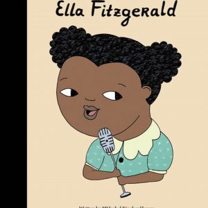 Little People Big Dreams Ella Fitzgerald Front Cover