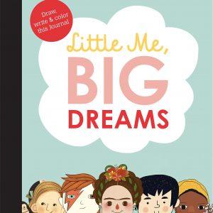 Little people big dreams book journal