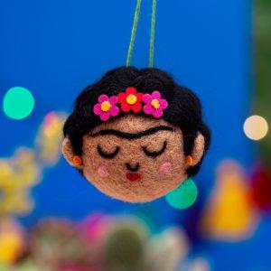 Christmas tree decoration I Frida Khalo