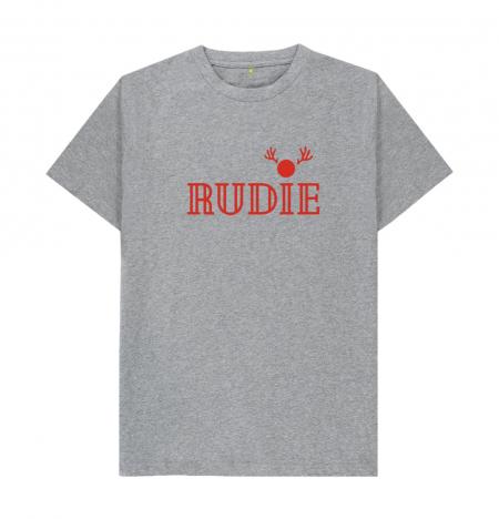 Grey Christmas jumper RUDIE