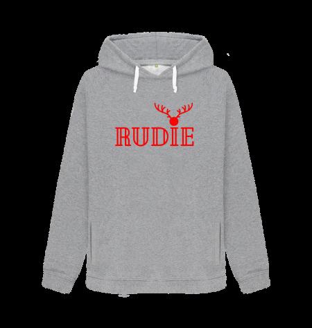 Rudie grey hoodie